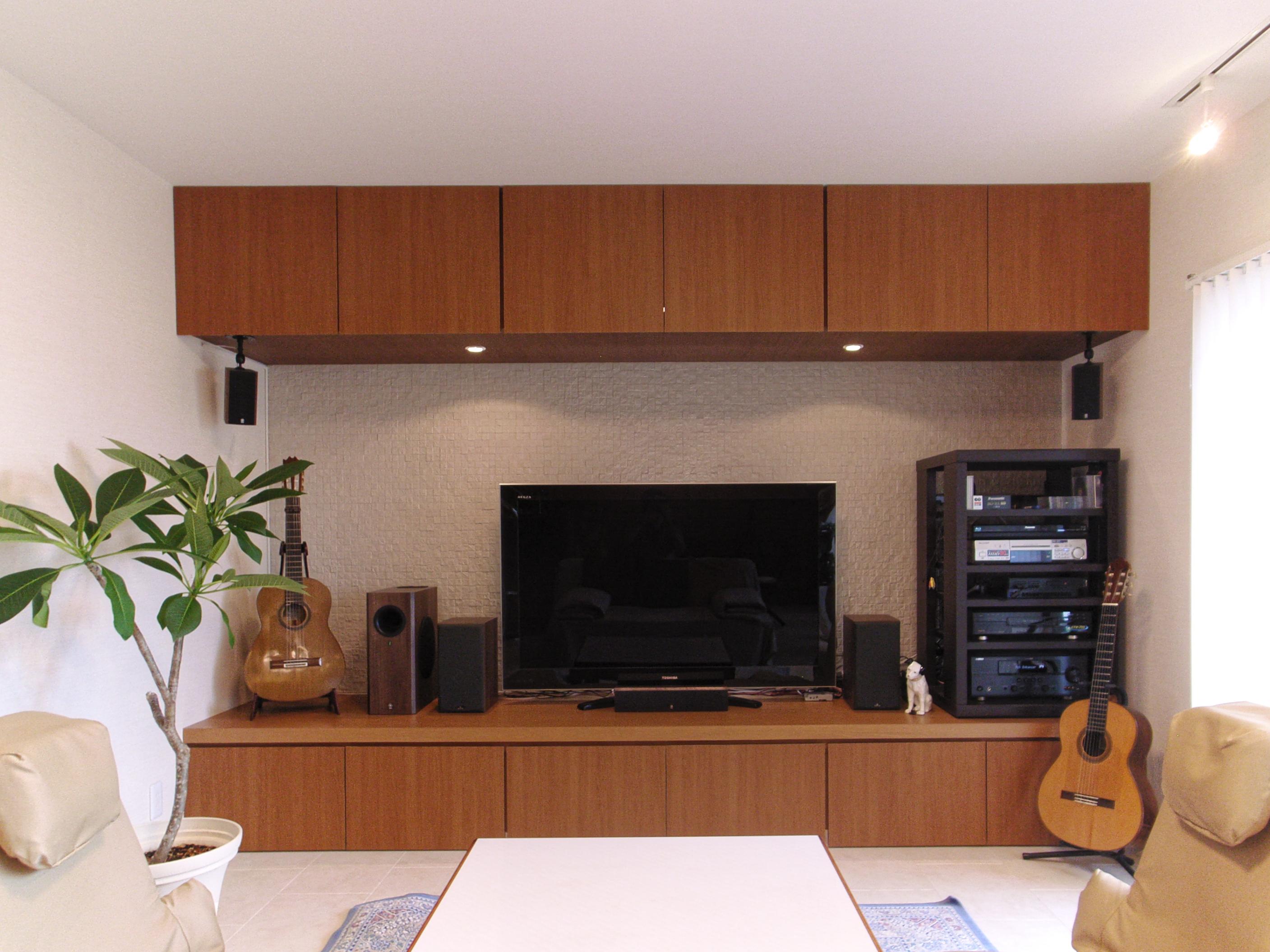 音楽を楽しむ家